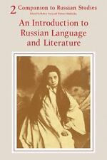 Companion to Russian Studies: Volume 2, an Introduction to Russian Language and