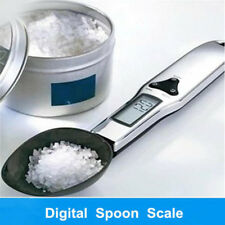 300g/0.1g LCD Digital Spoon Scale Measuring Gram High Accuracy Electronic Weigh