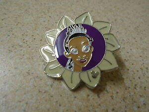 Disney's Tiana Flower Pin  Badge