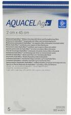 Aquacel Tamponade 2x45 CM, 5 Pezzo