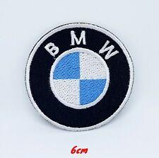 BMW Auto Motorrad Biker Jacke Eisen Aufnäher Bestickt Aufnäher Applikation