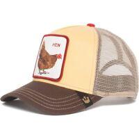 Goorin Brothers Animal Farm Trucker Hat DIRTY BIRD $35.00 FREE SHIPPING