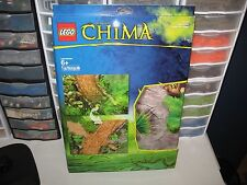 LEGO CHIMA PLAY MAT REVERSIBLE  27 X 39 INCHS NIB