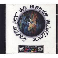 MUSSIDA DE ANDRE' CASALE DE SIO FINARDI BRANDUARDI AVION TRAVEL - CD 1996 MINT