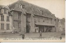 PC38436 Saint Valery sur Somme. Les Magasins a sel. C Est d Ici Que Partit Guill