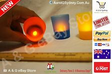 LED Candle Flameless Tea Light Tealight Candle Lamp   Sydney  ~~Buy It Now ~~