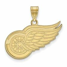 10ky NHL Detroit Red Wings Large Pendant