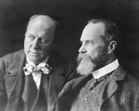 Brothers HENRY & WILLIAM JAMES Glossy 8x10 Photo Vintage Portrait Print Poster