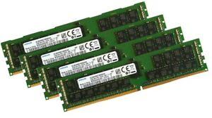 4x 32GB 128GB RAM ECC REG DDR4 2666MHz für Acer AltosP500; R360; R380F4Server