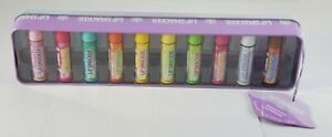 Lip Smacker 10pc Original & Best Lip Collection with Tin