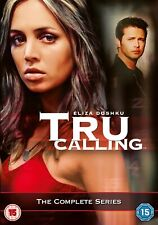 Tru Calling Complete Seasons 1 & 2 DVD BOXSET R4 Series One and Two