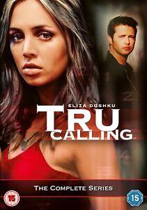 TRU CALLING The Complete Series 1 + 2 (Region 4) DVD Collection Season 1-2 True