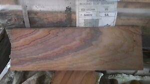 20 SMOOTH REAL SANDSTONE PATIO EDGING 600X150X20 RAINBOW  21743 DEL INCL