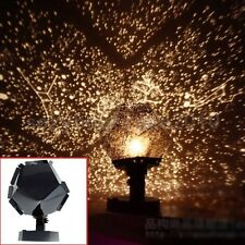Magical Sky Star Universe Projection Lamp Night Light Bring DIY Chidren Toy New