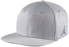 Jordan Retro 3 Snapback Adult Unisex Cement Grey Hat One Size 7448