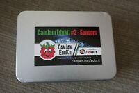 CamJam EduKit - Educational Electronics Kit for Raspberry Pi No. 2 - Sensors NEW
