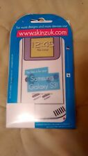 Samsung Galaxy S3 Skin Cover (back and front of phone)