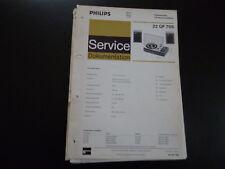 Original Service Manual  Philips 22GF705
