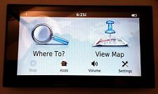 "Garmin Nuvi 2699LMTHD 6"" Wide Touchscreen GPS w/ FREE Lifetime Map Updates"