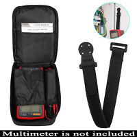Multimeter Hanging Loop Strap & Magnet Hanger Kit With Cloth Bag For Fluke TPAK