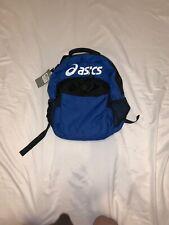 ASICS BRAND NEW BACKPACK ZR820 NEW BACKPACK BLUE/BLACK/WHITE NEW