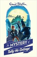 The Mystery of Tally-Ho Cottage (The Mystery Series), New, Blyton, Enid Book