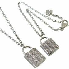 Swarovski Crystal Pave Bracelet and Necklace Set Case 5120621 Authentic Signed