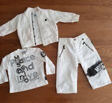 Babys Genuine Moshino 3 piece suit