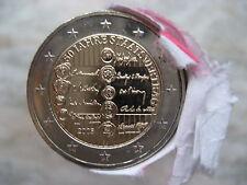 AUSTRIA 2005 2 EURO 50 ANNIV. STATO AUSTRIACO FDC UNC ÖSTERREICH