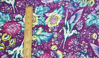 HTF OOP Boundless Mythic Pegasus Cotton Woven Fabric by the 1/2 Yard SHIPS FAST!
