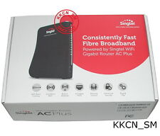 Singtel AC Plus WiFi Gigabit LAN dual band router
