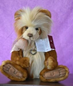 Charlie Bears Simone Retired Tagged Isabelle Lee Designed