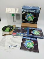Dreamcast Planet Ring With Microphone Big Box Edition Complete PAL UK - Free P&P