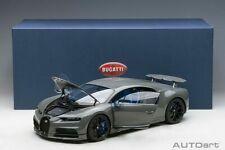 AUTOART BUGATTI CHIRON JET GREY 1:12*LARGE CAR*Brand New!