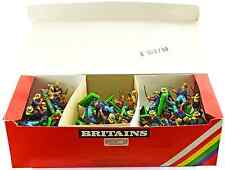 48 Britains Deetail Dismounted 1st Version 7th Cavalry mint in counter pack 7490