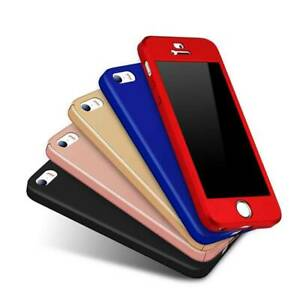 Front & Back 360 Degree Full Protection Case Cover For Iphone 6 7 8 X Xr Xs Max
