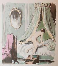 Restif Rétif de La Bretonne Les Faiblesses d'une jolie femme Raoul Serres