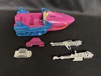 Vintage MOTU Masters of the Universe Land Shark Vehicle Complete Mattel 1980s