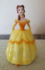 Disney Belle The Beauty The Beast Ceramic/porcelain Figurine - Japan