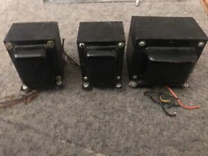 Fisher 400 500 800 Transformer Set From Functioning Receiver Very Clean Nice!