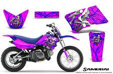 YAMAHA TTR90 CREATORX GRAPHICS KIT DECALS SAMURAI BLP