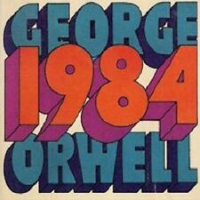 D006  GEORGE ORWELL 1984 CLASSIC LITERATURE AUDIO BOOK MP3 CD-ROM