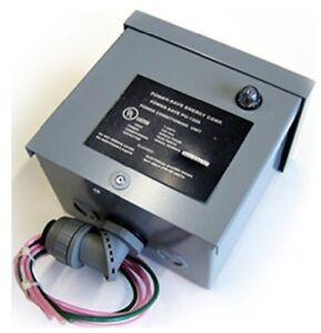 KVAR Power Saver Energy Saver Surge Protector Panel Components UL Listed 200AMP