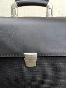 Harold's Aktentasche Herren Schwarz Tasche Gebraucht