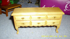 Puppenstube -Puppenhaus - Möbel - Sidebord