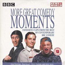 MORE GREAT COMEDY MOMENTS ( UK NEWS OF THE WORLD Newspaper Promo DVD ) BBC