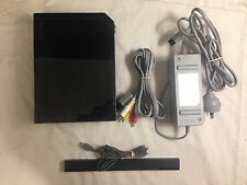 Nintendo Wii Console + All needed cables - 30 Day Warranty