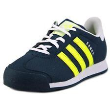 Chaussures bleues en synthétique adidas pour garçon de 2 à 16 ans
