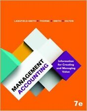 Management Accounting by Smith (Paperback, 2016)