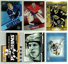 FINISH YOUR SET SALE!!! YOU PICK 2015-16 UD TIM HORTONS SINGLES OR SET LOTS Mint